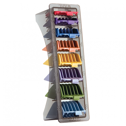Wahl 1-8 CUTTING GUIDES - COLOR-CODED