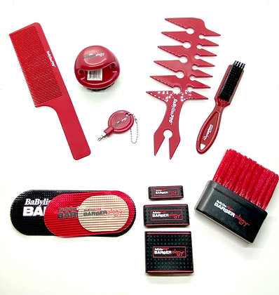 Babyliss ALLInONE Accessory Bundle In Red