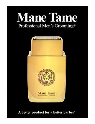 Mane Tame Gold Double Foil Shaver