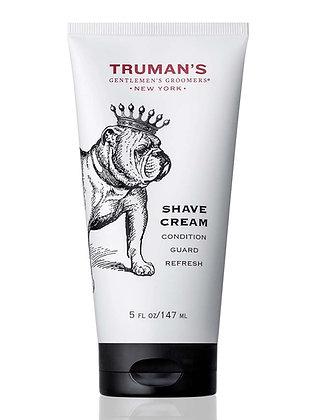 Truman's Shave Cream