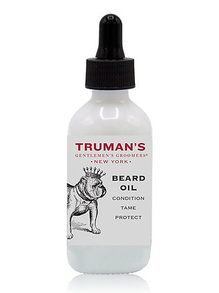 Truman's Beard Oil 1.7oz