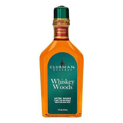 Clubman Whiskey Woods Aftershave 6oz