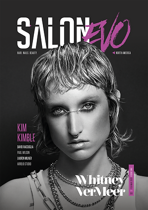 SalonEVO Magazine Issue