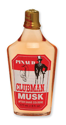 Clubman Musk After Save Cologne