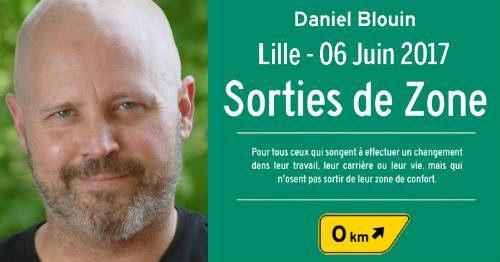 1ere partie de Daniel Blouin - 6 juin 2017 - Lille