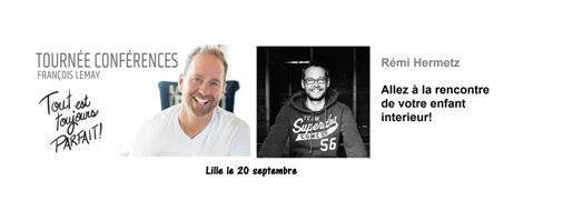 1ere partie de François Lemay 20 septembre 2017 Lille