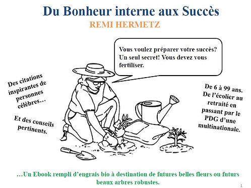 Ebook Du bonheur interne au succès