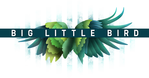 Big Little Bird Logo 300dpi 2000W TRANSP