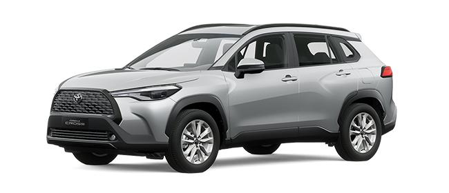 Toyota Corolla Cross GASOLINA XEi