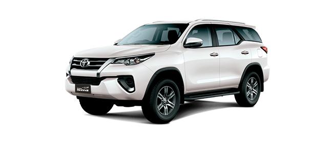 Toyota Fortuner SM