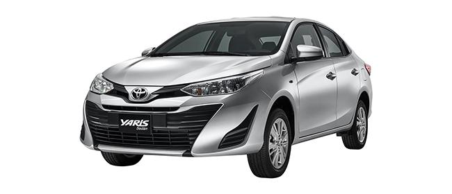 Toyota Yaris Sedan AT