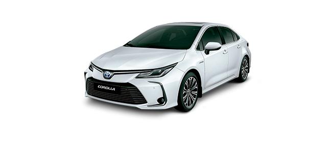 Toyota Corolla Hybrid CXH
