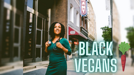 I produced and edited this during my intership at Assuaged to show appreciation to Black vegans in honor of Black History Month.