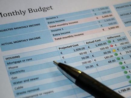 Jak sestavit rodinný rozpočet?