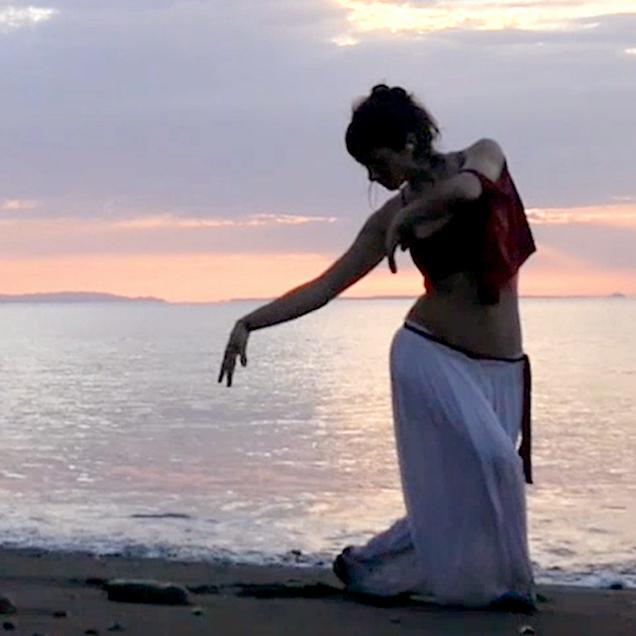 Sand Dance - Immersion - retraite de danse