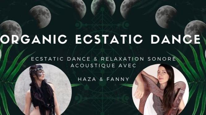 Organic Ecstatic Dance
