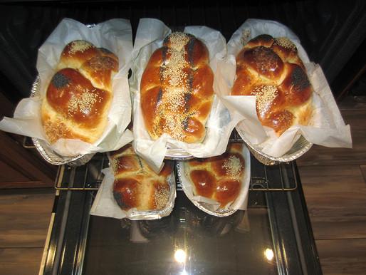 Multi-Tasking Challah Baking Tip