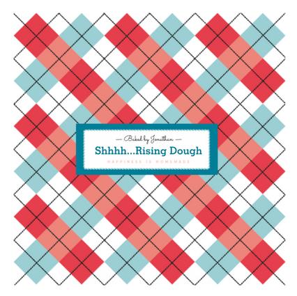 Artisan Dough Cover-Argyle A