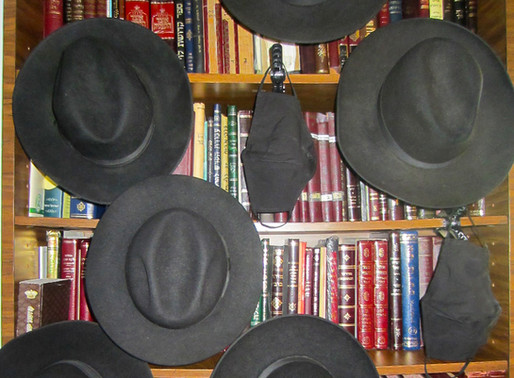 Home is Where...you Hang your Hat