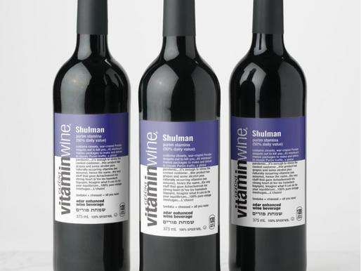 Adar Enhanced Wine. Purim Spoof