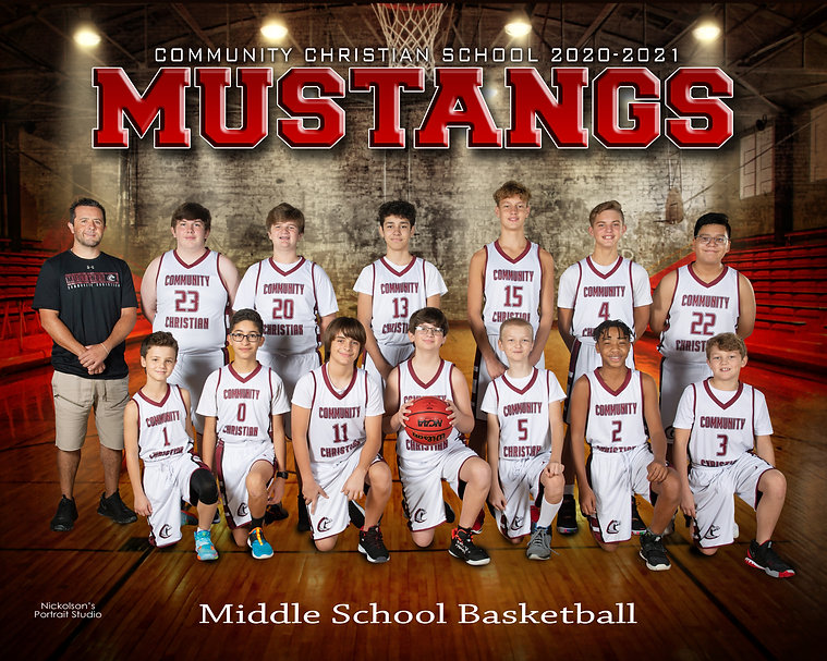 MS Boys Bball