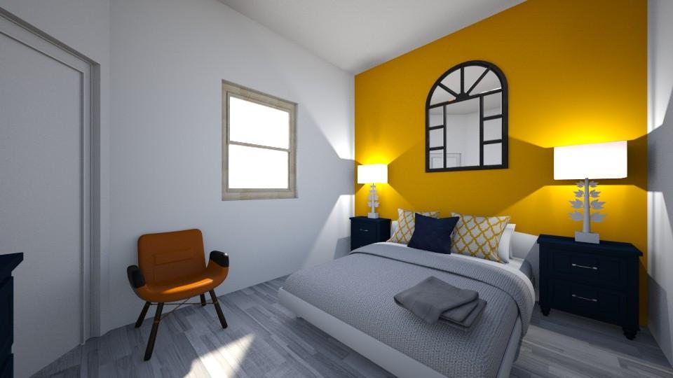 rooms_37922591_orange-guestroom-eclectic