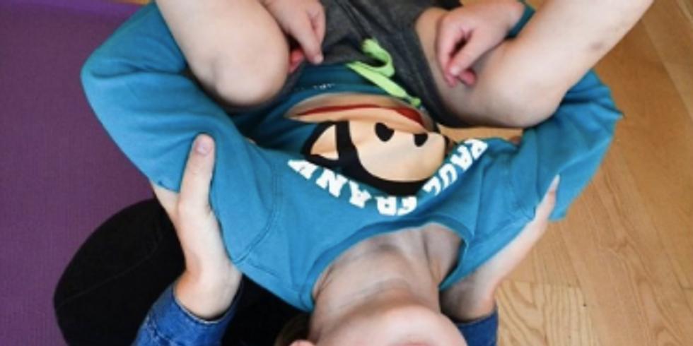 ACROYOGA DUO PARENT/ENFANT 4-8 ANS