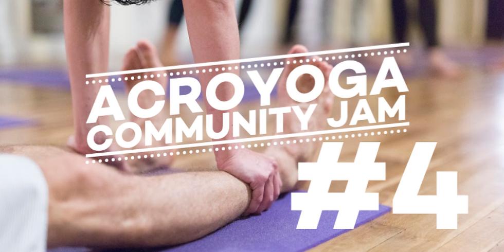 Acroyoga Community Jam #4