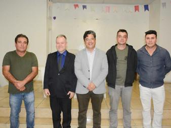 Dr. Ronaldo Onishi reúne moradores para discutir segurança no Maria Rosa
