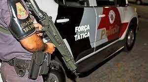 Vereador Onishi comemora volta da  Força Tática para Taboão da Serra