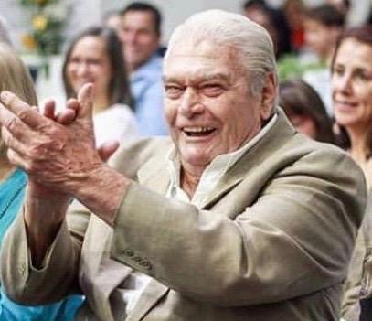 O empresário é um dos fundadores do jardim Maria Rosa. Ele era muito querido no bairro