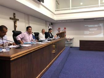 Comissão de Finanças discute orçamento de Taboão para 2019