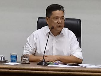 Vereador Onishi preside audiência pública de prestação de contas da TaboãoPrev