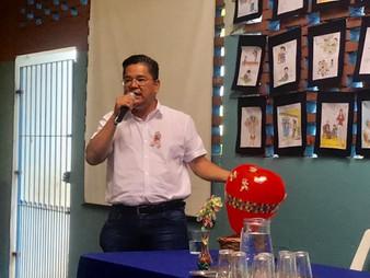 Dr. Ronaldo Onishi participa do 2º Encontro de Autismo na Emef Dalva Barbosa Lima Janson