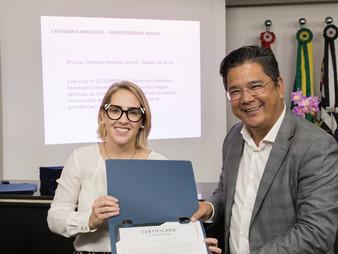 Dr. Ronaldo Onishi conquista 2º lugar no prêmio de Boas Práticas Legislativas
