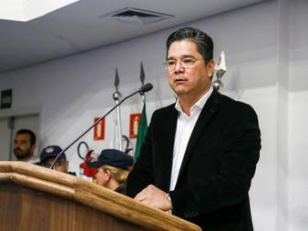Dr. Ronaldo Onishi aprova voto de louvor a funcionários do IML voluntários em Brumadinho