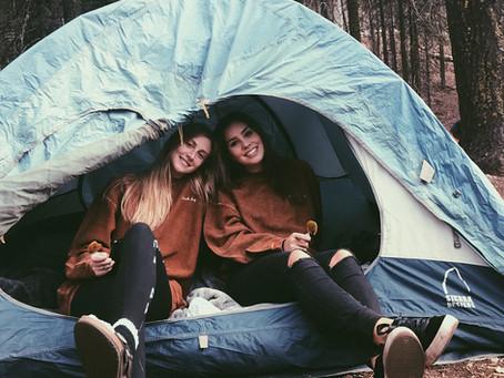 New Member Camping Retreat
