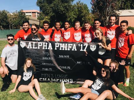 1st Annual Alpha Phifa!