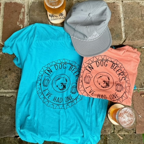 Dog Beers Shirt