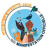 Macaron manifestation officielle 2020-01