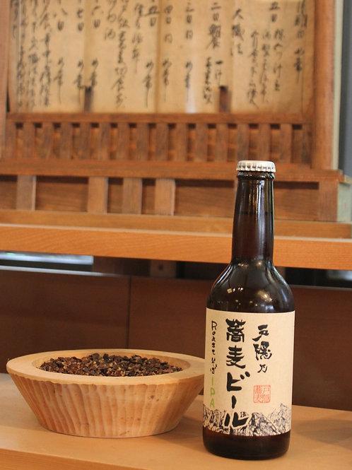 戸隠乃蕎麦ビール6本セット・梱包箱込