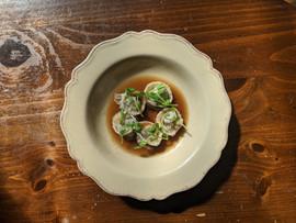 Mushroom Tortelini