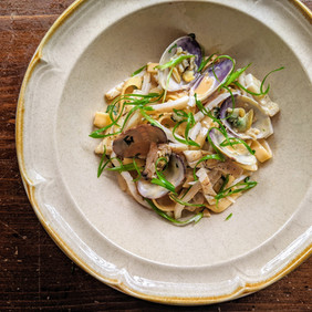 Squid and Clams