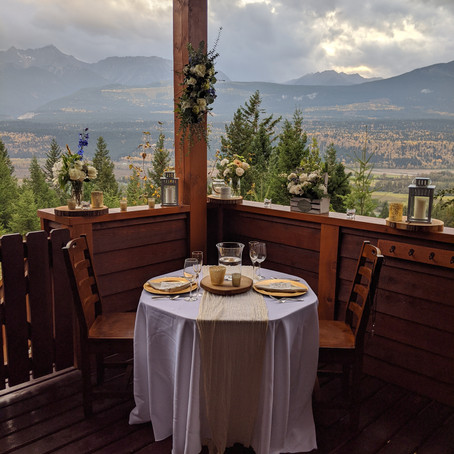 Golden BC Wedding Catering