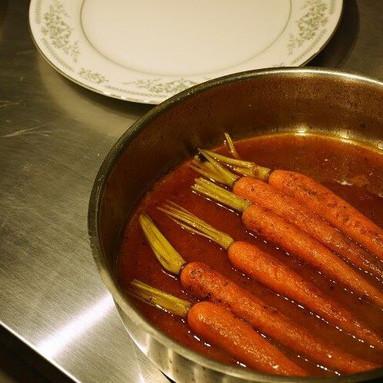 Braised Carrots