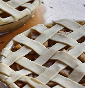 Apple Pie Twice a Week