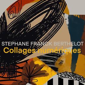 SfB, Collages numériques, 2020. . #conte