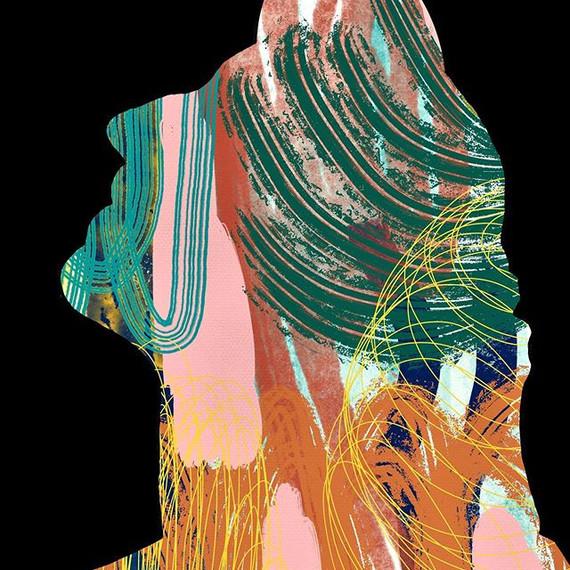 SfB, « Aladdin & me », collage numérique