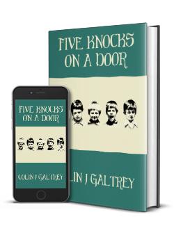 FIVE KNOCKS ON A DOOR
