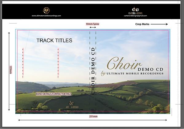 Choir CD Packages